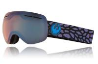 X1S Olio/Lumalens® Flash Blue + Dark Smoke