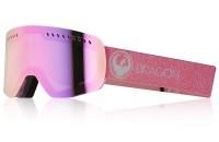 NFXS Mill/Lumalens® Pink Ionized + Dark Smoke