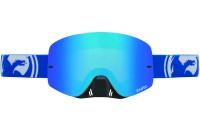 NFXs Blue-White Split Blue Ion / Clear
