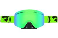 NFXs Green-Black Split / Green Ion + Clear